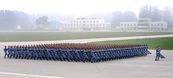 army_training_parade